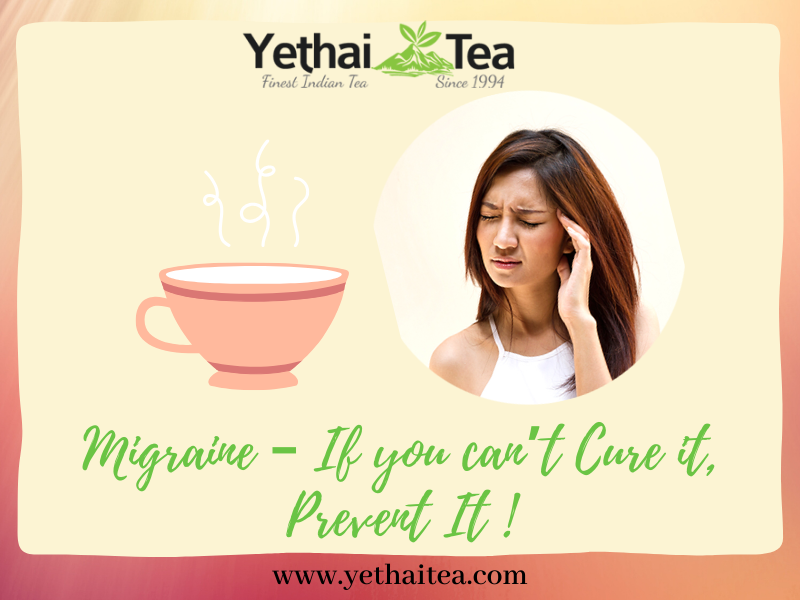 Migraine: if you can't Cure it, Prevent it!