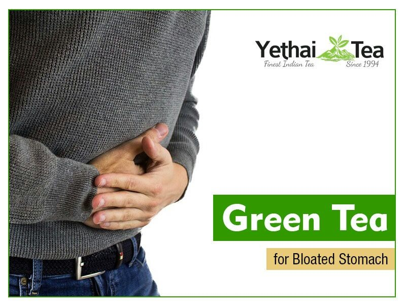 Best Tea for Bloated Stomach