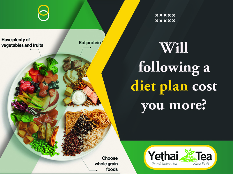 Will following a diet plan cost you more