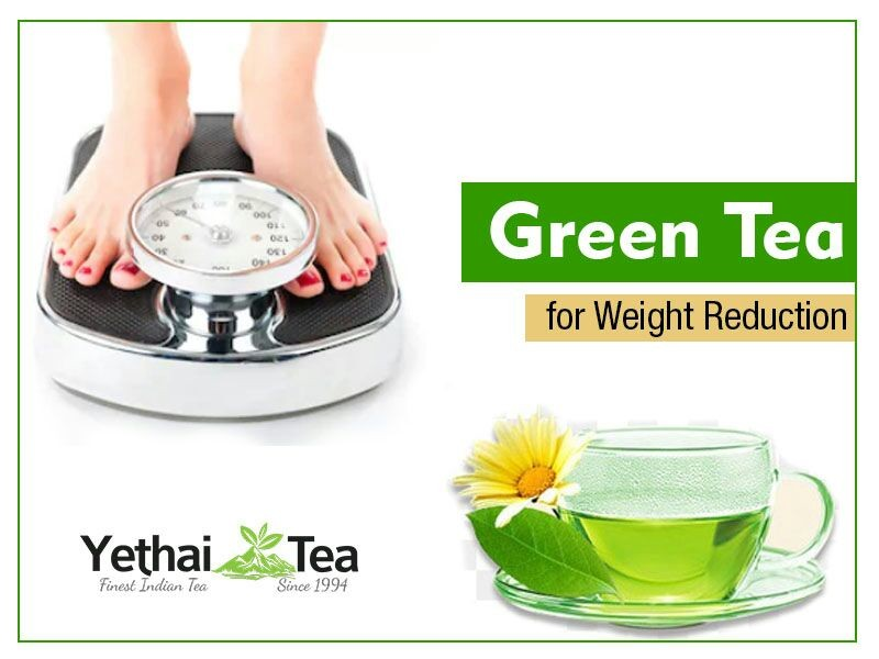 Green Tea for Weight Reduction