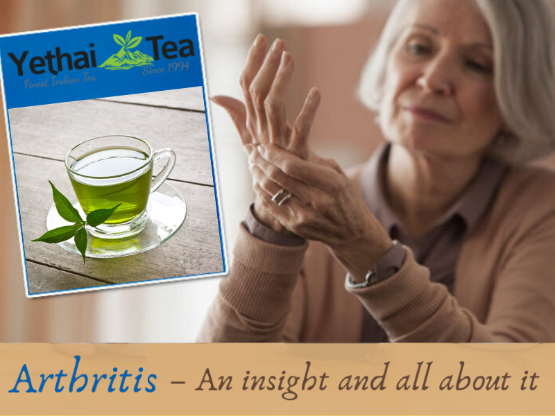 Arthritis – An Insight and all about it