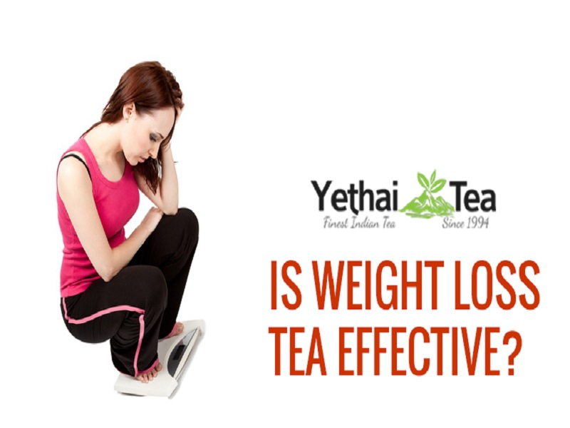 Is Weight Loss Tea Effective?