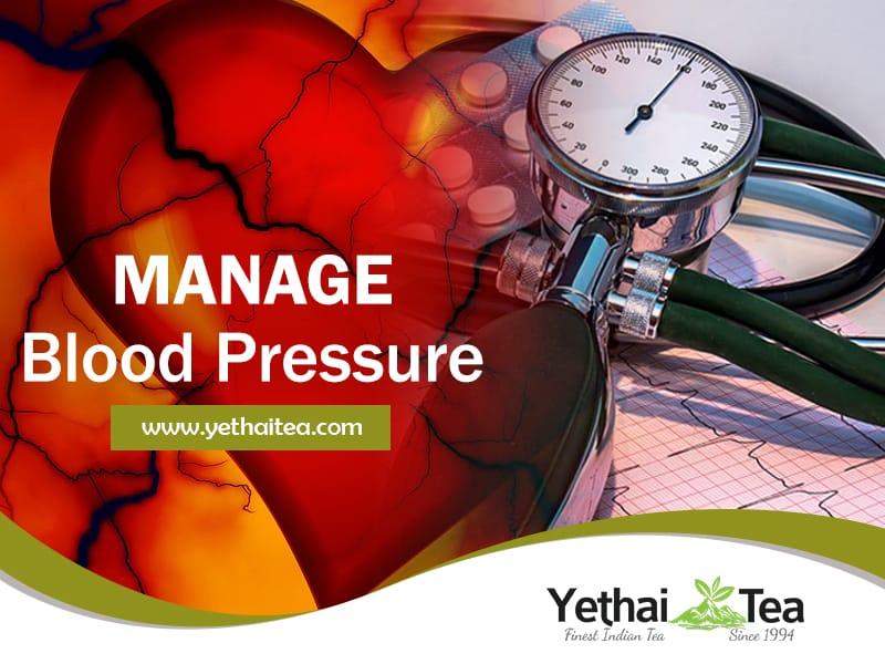 Effect Of Drinking Green Tea In Regulating Blood Pressure (BP)