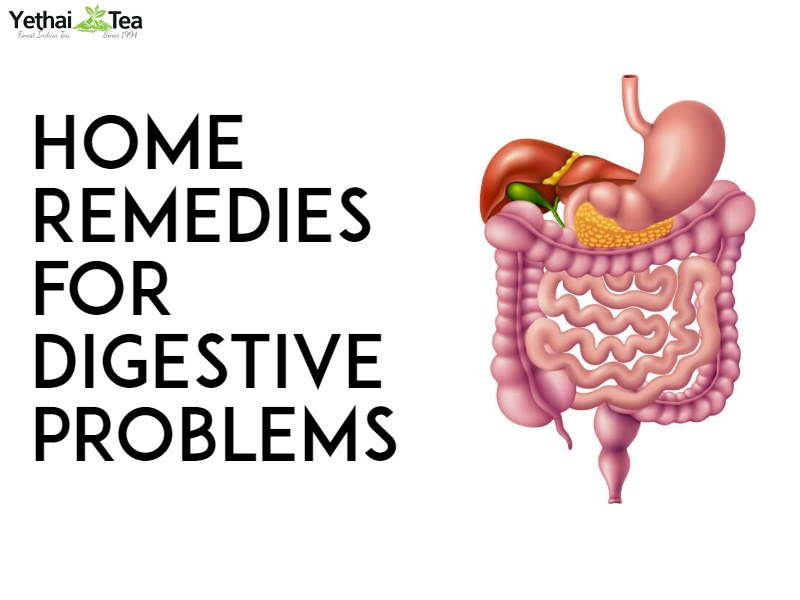 Home Remedies for Digestive Problems