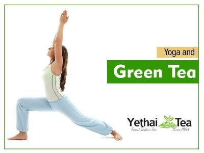 Relation between Yoga and Green Tea