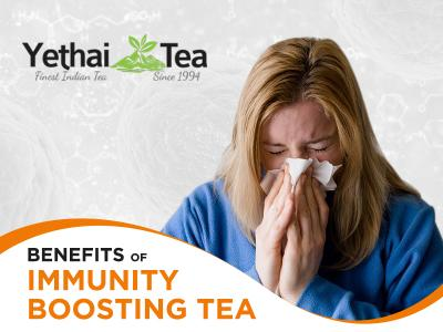 Benefits of Immunity Boosting Tea