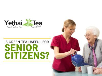 Is Green Tea Useful for above 50 years age?