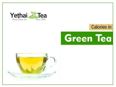 The Green Tea Calorie Secret