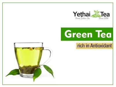 Importance of Antioxidant and Role of Green tea