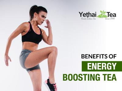 Energy Boosting Tea – The Natural And Healthier Energy Booster