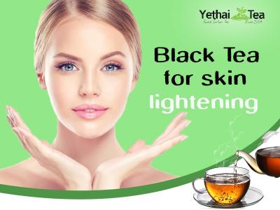 Black Tea for Skin lightening- A Complete Miracle for your Skin