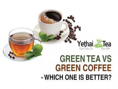 Green Tea Vs Green Coffee - Which one is Better?