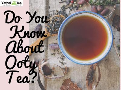 Do you know about Ooty Tea?