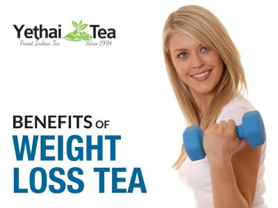 Herbal Weight Loss Tea- Blended with Natural Herbs and Amazing Merits!