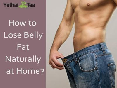 How to Lose Belly Fat Naturally at Home?
