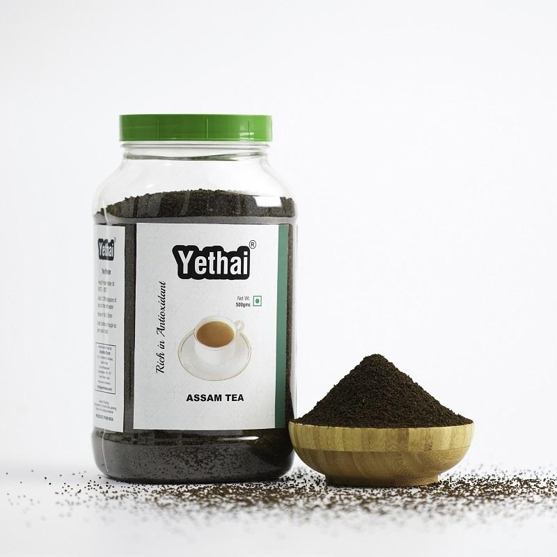 Assam Black Tea | Loose Leaf Tea Powder from Assam | No Chemicals | 100% Natural | Fresh Tea Powder | CTC Tea