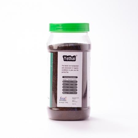 Premium Dust Black Tea | Loose Leaf Tea Powder from Assam and Nilgiris | No Chemicals | 100% Natural | Fresh Tea Powder | CTC Tea